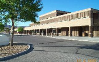 Fort Irwin, California